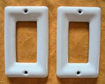 Ceramic Switch Plates Etsy