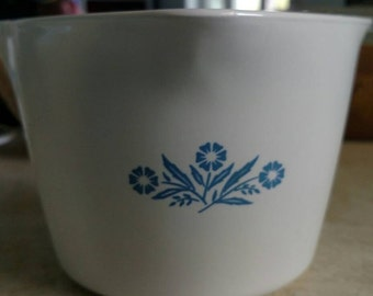 Corning Ware Glass Measure with Corn Flower