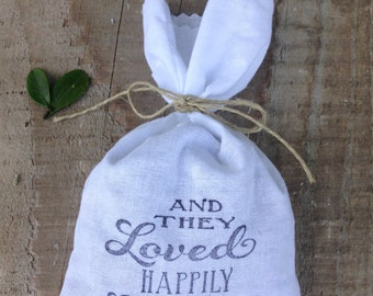 Wedding Sachet Gift, lavender sachet, bridal gift, bride gift, groom gift, shower gift. love