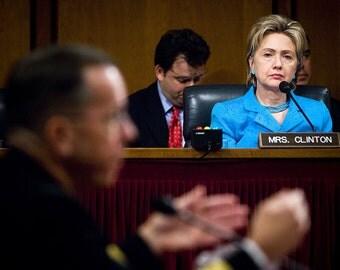Hillary Clinton 2007