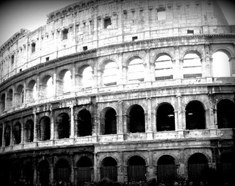 The Colosseum | Rome | Italy | Home Decor | Wall Art | Fine Art Photography | Print | Matted