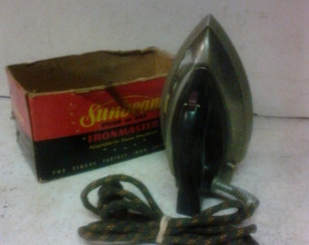 Sunbeam electric iron
