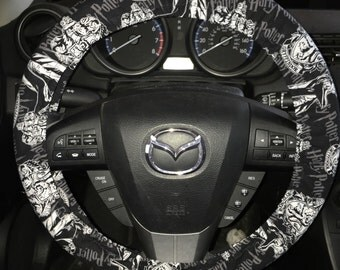 Harry Potter Gryffindor Steering Wheel Cover