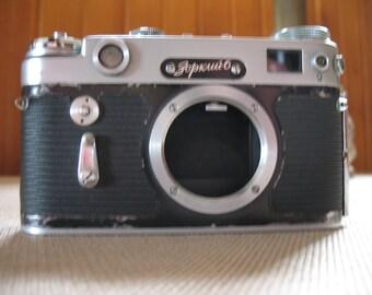 Vintage ZOPKUU-6 (ZORKI)  35mm Russian Film Camera