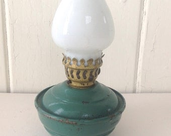 Green Paint For Bialaddin Lamp