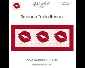 Smooch Table Runner