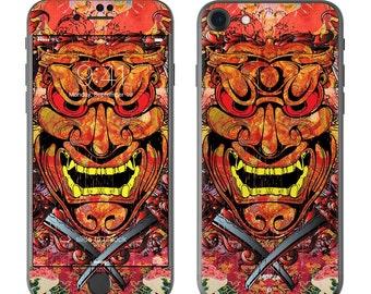Asian Crest by Sanctus - iPhone 7/7 Plus Skin - Sticker Decal