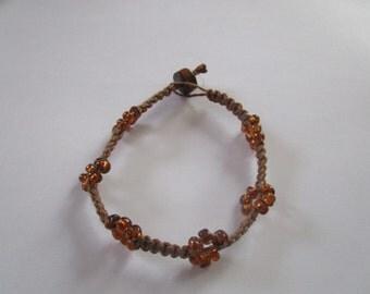 Beaded Bracelet choker