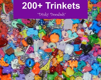 200+ Trinkets for I Spy bags, Educational toys, Teacher aids, Games, Autism, Speech therapy, Teacher gift