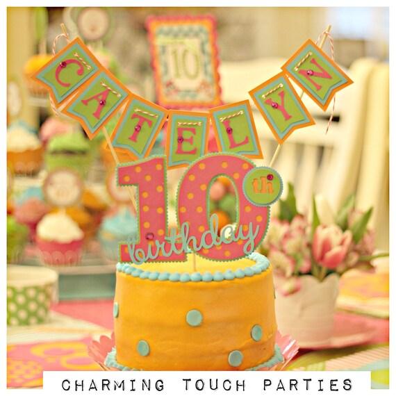 OWL CAKE TOPPER Owl 1st Birthday Owl Smash Cake Owl