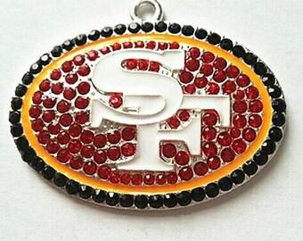 San Francisco 49ers pendant