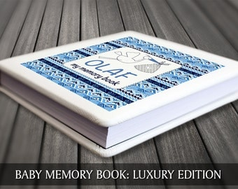 First year baby book, Keepsake baby journal, Personalised baby book, Modern baby book, Personalised baby journal, Baby book, Baby keepsake