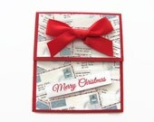 Christmas Gift Card Holders, Gift Card Envelopes, Gift Cards,  Money Holders, Holiday Gift Card Holders, Gift Card Box, Letter To Santa