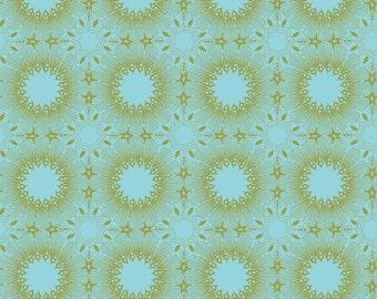 Blend Fabrics - Michaela Blue - Geometriska - 111.105.05.2