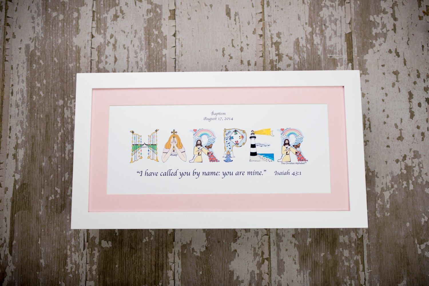 Girls Baby Christening Gifts Personalized Christian Gifts