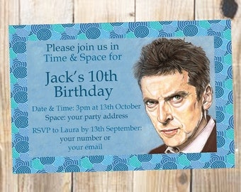 Jacks 13th doctor invite