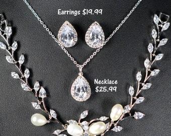 Wedding Jewelry Bridesmaid Gift Bridesmaid Jewelry Bridal Jewelry cubic zircon bracelet ,rhinestone bridal crystal bracelet