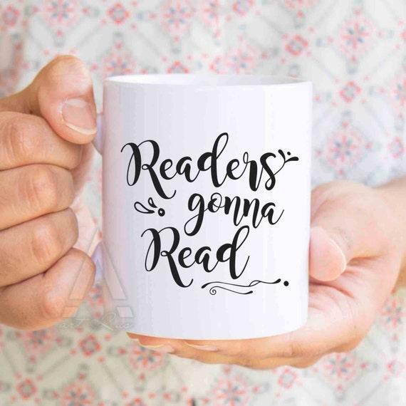 Wedding Gifts For Readers : coffee mug, gift for readers, book gifts, reader gifts, bookish gifts ...
