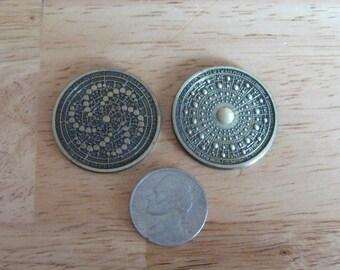 Sci Fi Gold Coin