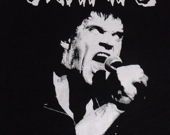 THE CRAMPS SHIRT lux interior punk rockabilly psychobilly