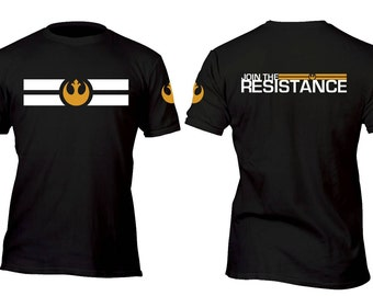 Limited Edition Vintage Rebel Alliance Join The Resistance Custom Shirt All sizes up to Plus 5x