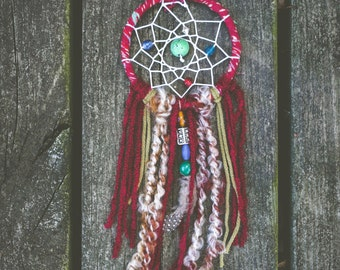 Gypsy Small Dreamcatcher By Megaflora Design