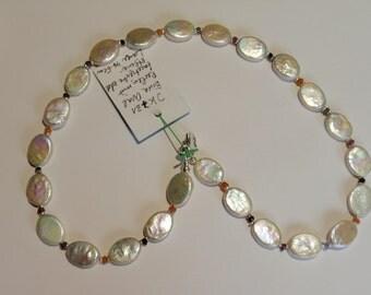 Cultured Pearlnecklace   (JK732)