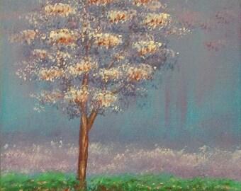 Tree 01--Acryllic