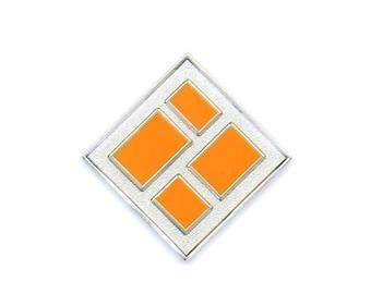 ON SALE Cobble Badge