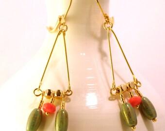 Appalachian earrings
