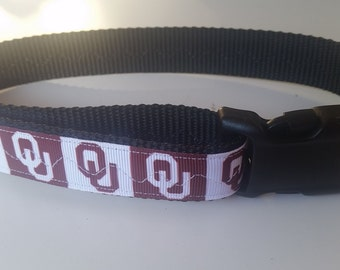 OU- Dog  Collar
