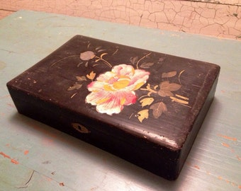 French Trinket Box Victorian Era