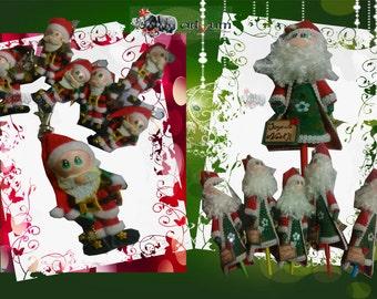Pen Santa Claus