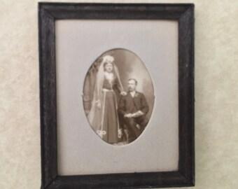 Antique Wedding Picture