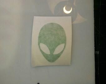 Alien Head
