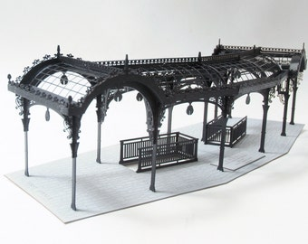 Architectural Gifts 3d model kits & giftsthomashouhadesigns on etsy