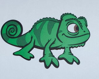 Pascal Die Cut - Disney's Tangled - Believing In Dreams