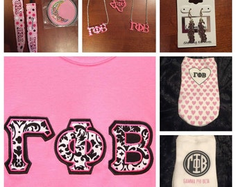 Gamma Phi Beta Clearance Items!