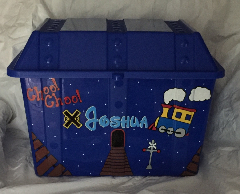 Toy Treasure Chest Beach : Treasure chest toy box