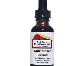 Milk Maker Formula 1 oz