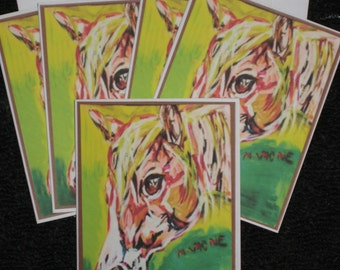 Horse Note Cards