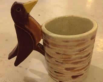 Custom Robin Mug