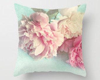 Flowers Decorative Micro Fiber printed pillow cover