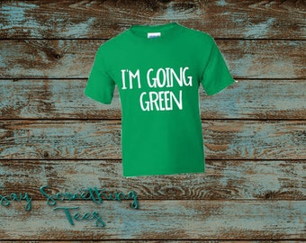 Kid Earth Day Shirt, Going Green Shirt, Earth Day Shirt, Child Earth Day Shirt, Green Shirt, Recycle Shirt, Earth Shirt, Going Green