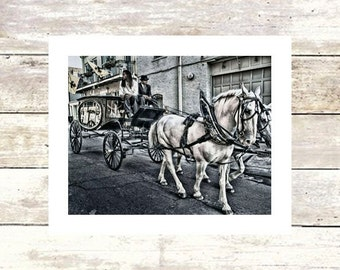 LAST RIDE - New Orleans Art Funeral Procession-Fine Art photograph-Limited Edition of 250