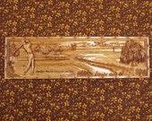 Golf Wood Carving, Grandp...
