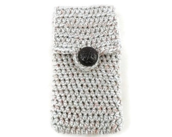 SALE! phone sock, phone bag, phone pouch, cell phone wallet, mobile phone sleeve, sunglasses case, mobile cover, large phone pouch, big case