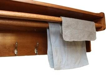 Organized Laundry Room Shelf   Mud Room Storage   Multi-function Shelf   Entrance Way Storage