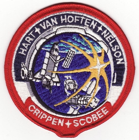 mission space patch 1984 - photo #7