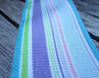 Pastel Stripe Ribbon, Grosgrain Ribbon